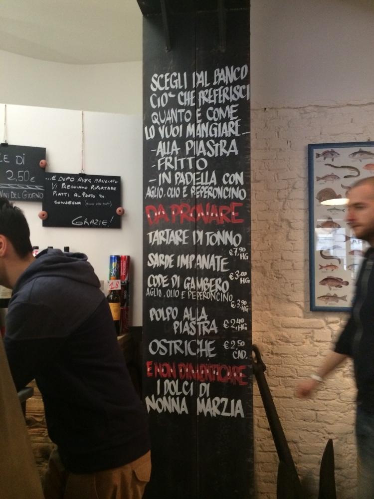 Pescetto, Milano. (3/6)
