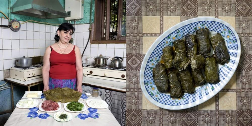 La cucina della nonna. Nel mondo. (2/6)