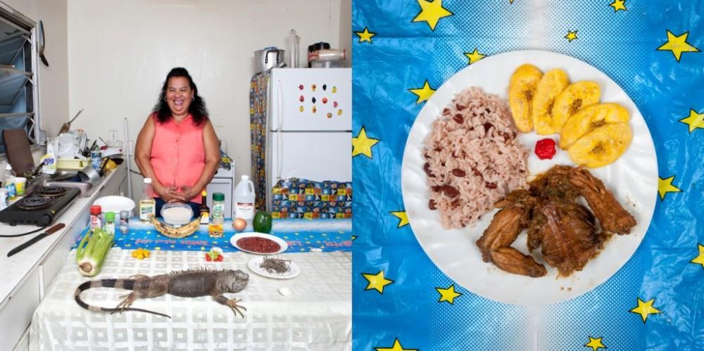 La cucina della nonna. Nel mondo. (3/6)