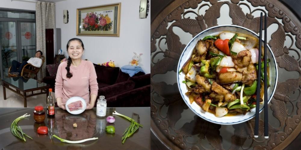 La cucina della nonna. Nel mondo. (4/6)