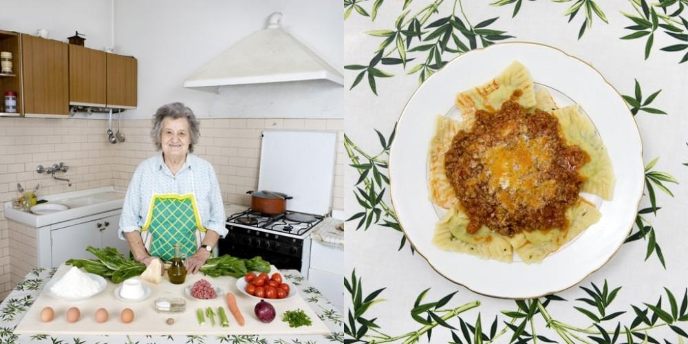 La cucina della nonna. Nel mondo. (1/6)