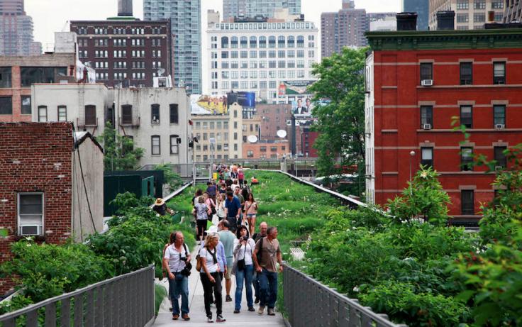 Highline New York