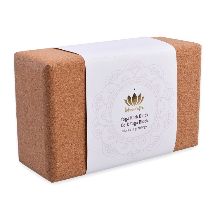 Sustainable-Cork-Yoga-Block-Supersized-Oversized