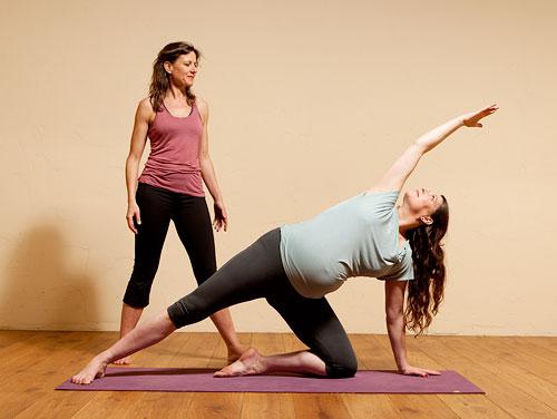 gravidanza yoga