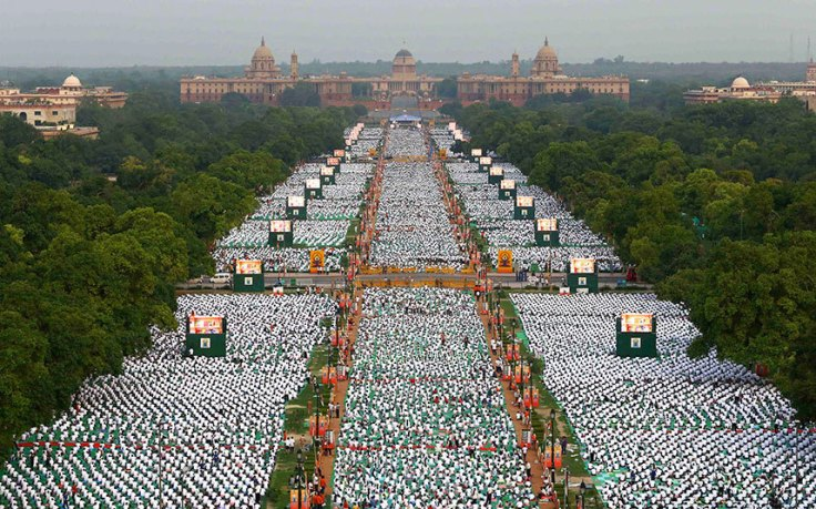 INTL Yoga Day